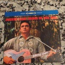 CDs de Música: JOHNNY CASH. SONGS OF OUR SOIL. EDICIÓN EN SOBRE DE CARTÓN . Lote 114976163