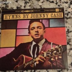 CDs de Música: HYMNS BY JOHNNY CASH. FORMATO EN SOBRE DE CARTÓN . Lote 114976519