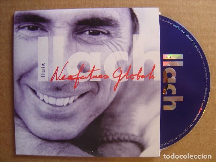 LLUIS LLACH - NEOFATXES GLOBALS - 2002 BMG (Música - CD's Pop)