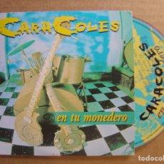 CDs de Música: CARACOLES - EN TU MONEDERO - CD SINGLE PROMOCIONAL - 1999 WEA. Lote 114981191