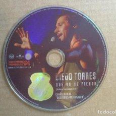 CDs de Música: DIEGO TORRES - QUE NO ME PIERDA - CD SINGLE PROMOCIONAL - BMG. Lote 114982315
