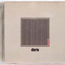 CDs de Música: DIARIU / DIARIU . Lote 115007503