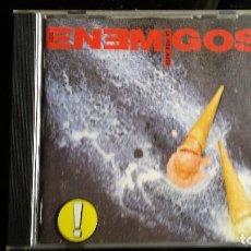 CDs de Música: CD LOS ENEMIGOS LA VIDA MATA. Lote 115022403