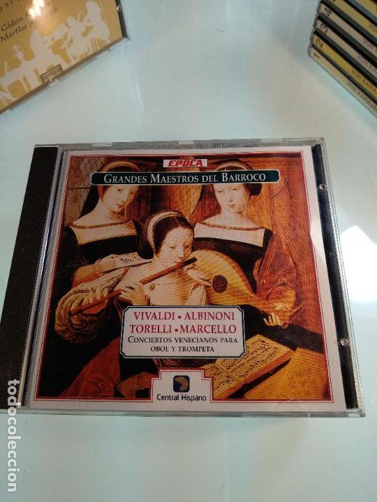 CDs de Música: LOTE VARIADO DE 37 DISCOS EN CD DE MÚSICA CLÁSICA - DIFER. COLECCIONES - FOTOS DE TODOS LOS CD`S - - Foto 9 - 115034503