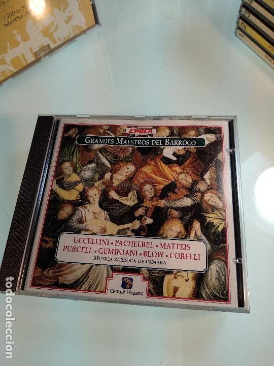 CDs de Música: LOTE VARIADO DE 37 DISCOS EN CD DE MÚSICA CLÁSICA - DIFER. COLECCIONES - FOTOS DE TODOS LOS CD`S - - Foto 11 - 115034503