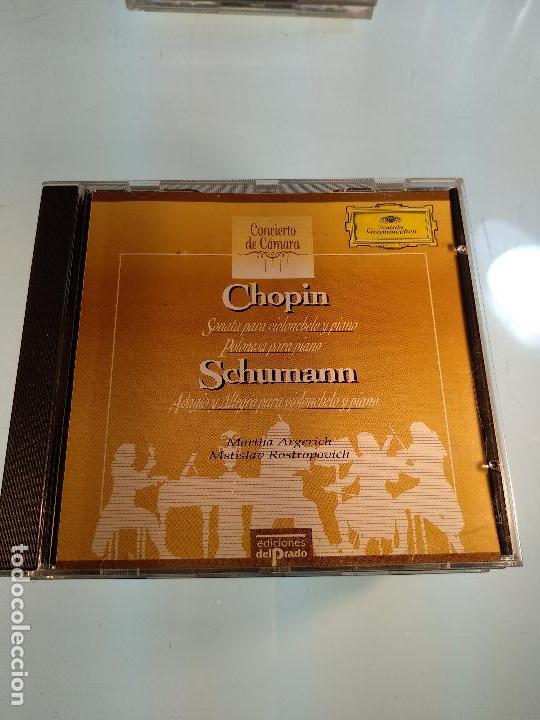 CDs de Música: LOTE VARIADO DE 37 DISCOS EN CD DE MÚSICA CLÁSICA - DIFER. COLECCIONES - FOTOS DE TODOS LOS CD`S - - Foto 25 - 115034503