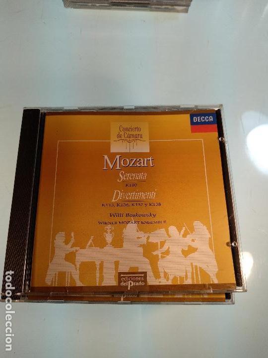 CDs de Música: LOTE VARIADO DE 37 DISCOS EN CD DE MÚSICA CLÁSICA - DIFER. COLECCIONES - FOTOS DE TODOS LOS CD`S - - Foto 26 - 115034503