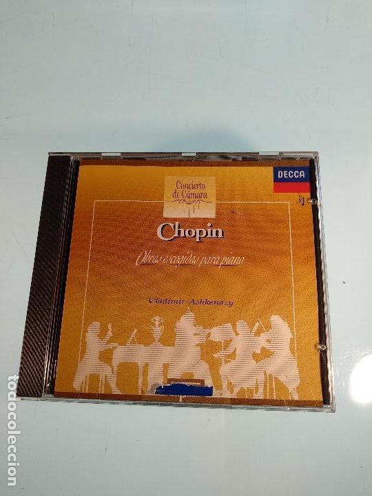 CDs de Música: LOTE VARIADO DE 37 DISCOS EN CD DE MÚSICA CLÁSICA - DIFER. COLECCIONES - FOTOS DE TODOS LOS CD`S - - Foto 29 - 115034503