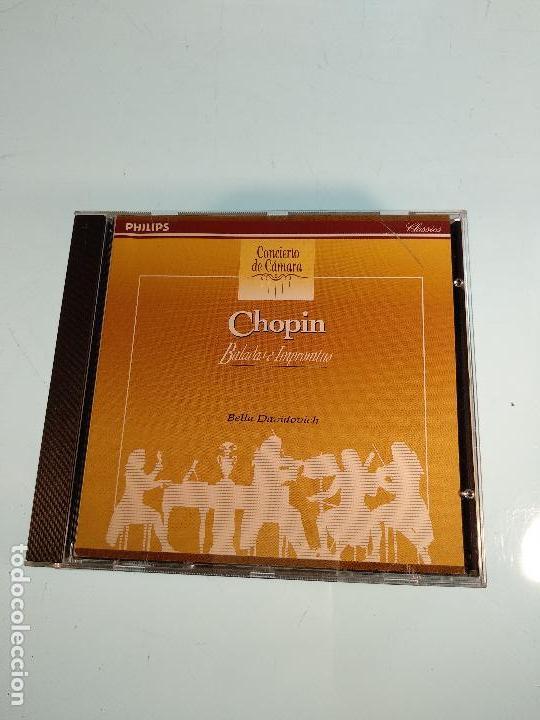 CDs de Música: LOTE VARIADO DE 37 DISCOS EN CD DE MÚSICA CLÁSICA - DIFER. COLECCIONES - FOTOS DE TODOS LOS CD`S - - Foto 30 - 115034503