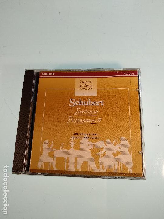 CDs de Música: LOTE VARIADO DE 37 DISCOS EN CD DE MÚSICA CLÁSICA - DIFER. COLECCIONES - FOTOS DE TODOS LOS CD`S - - Foto 31 - 115034503