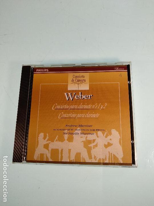 CDs de Música: LOTE VARIADO DE 37 DISCOS EN CD DE MÚSICA CLÁSICA - DIFER. COLECCIONES - FOTOS DE TODOS LOS CD`S - - Foto 32 - 115034503