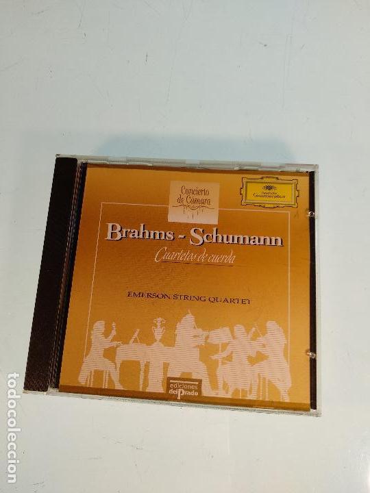 CDs de Música: LOTE VARIADO DE 37 DISCOS EN CD DE MÚSICA CLÁSICA - DIFER. COLECCIONES - FOTOS DE TODOS LOS CD`S - - Foto 38 - 115034503
