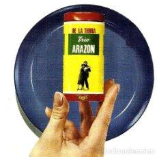CDs de Música: R1 - TRIO ARAZON. DE LA TIERRA. TANGO. MILONGA. FOLKLORE. ARGENTINA. 2009. CD. MUY DIFICIL . Lote 115091231
