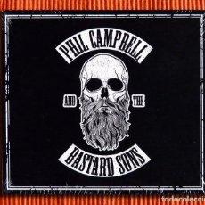 CDs de Música: PHIL CAMPBELL & THE BASTARD SONS MUY ESCASO DIGIPACK CD / EP NUEVO Y PRECINTADO. Lote 115115463