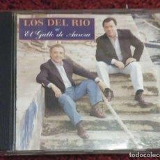 CDs de Música: LOS DEL RIO (EL GALLO DE AURORA) CD 1994. Lote 115236583