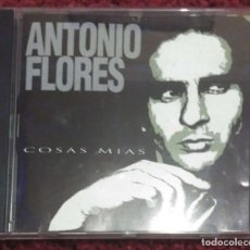 CDs de Música: ANTONIO FLORES (COSAS MIAS) CD 1994. Lote 115236779