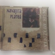 CDs de Música: NAVAJITA PLATEÁ DESDE MI AZOTEA CD . Lote 115244491