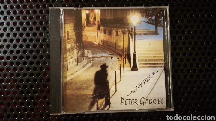Usado, Cd - Peter Gabriel - Mercy street - Stentor - STEN 91.087 - USA 86 / 87 segunda mano
