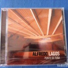 CDs de Música: ALFREDO LAGOS - PUNTO DE FUGA 2011 ESTRELLA MORENTE. Lote 115253795