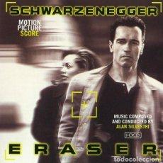 CDs de Música: ERASER / ALAN SILVESTRI CD BSO. Lote 115255739