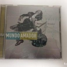 CDs de Música: RAIMUNDO AMADOR MUNDO AMADOR CD COMPILACION 2005 ESPAÑA . Lote 115267371