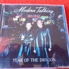 CDs de Música: (XM)-CD-MODERN TALKING YEAR OF THE DRAGON. Lote 115271531