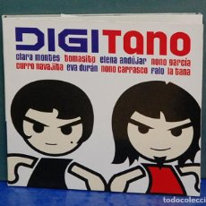 CDs de Música: DIGITANO. FUN MUSIC 2002. CD. Lote 115278327