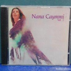CDs de Música: NANA CAYMMI. VOL. 2. DIGITAL 1990. CD. Lote 115279935
