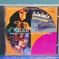CDs de Música: QUARTIN, REF. FARO 019CD. FAR OUT RECORDING. CD. Lote 115280315