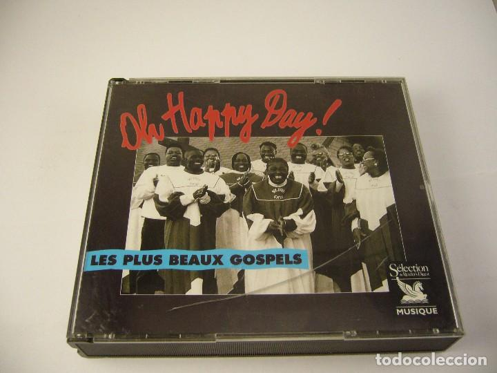OH HAPPY DAY CD LES PLUS BEAUX GOSPELS (Música - CD's Jazz, Blues, Soul y Gospel)