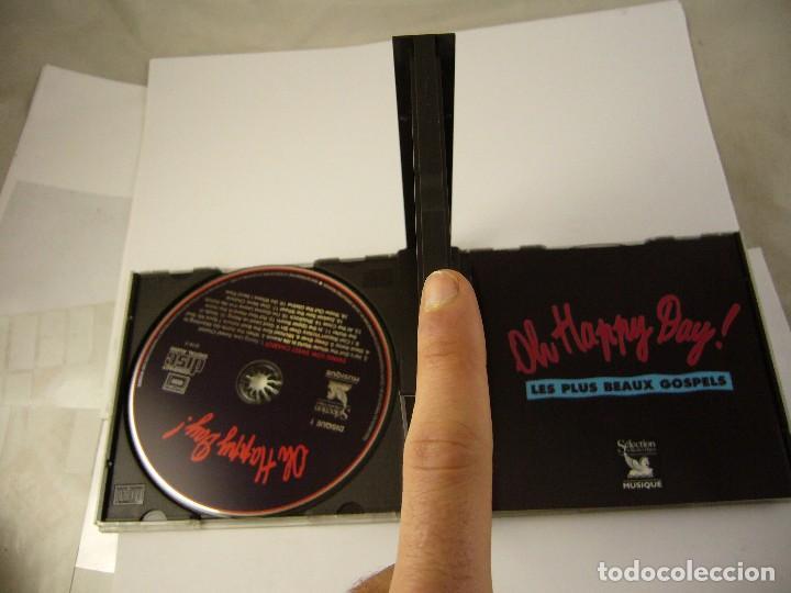 CDs de Música: oh happy day cd Les plus beaux gospels - Foto 4 - 115281859