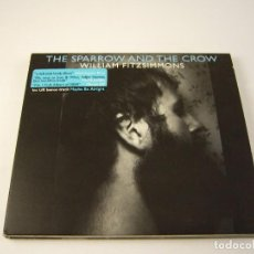 CDs de Música: WILLIAM FITZSIMMONS ?– THE SPARROW AND THE CROW. Lote 115281967