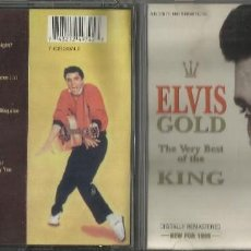 CDs de Música: ELVIS PRESLEY ‎DOBLE CD ELVIS GOLD - THE VERY BEST OF THE KING ALEMANIA 1995. Lote 115293691
