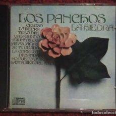 CDs de Música: LOS PANCHOS (LA HIEDRA) CD 1989. Lote 115303235