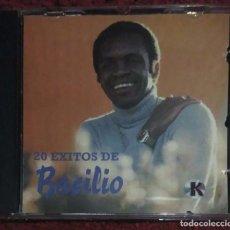 CDs de Música: BASILIO (20 EXITOS DE BASILIO) CD 1992 CANADA. Lote 115304419