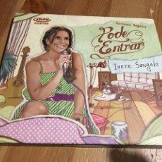 CDs de Música: IVETE SANGALO - PODER ENTRAR - CD DIGIPACK LATÍN POP BRASILEÑA. Lote 115305674
