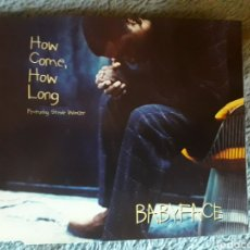 CDs de Música: BABYFACE CD MAXI 4 HOW COME HOW LONG STEVIE WONDER. Lote 115307428