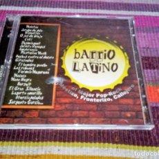 CDs de Música: BARRIO LATINO EL MEJOR POP-ROCK MESTIZO...2 CDS MUGURUZA, MANO NEGRA, BERSUIT, JULIETA VENEGAS.... Lote 115317727