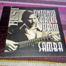 CDs de Música: ANTONIO CARLOS JOBIM SAMBA ABSOLUTE BEST. Lote 115319587