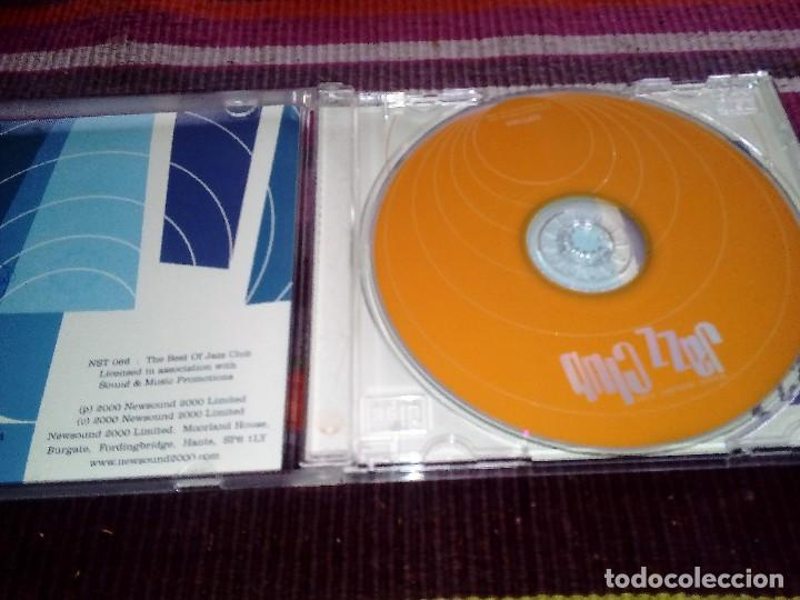 CDs de Música: THE BEST OF JAZZ CLUB BILLIE HOLIDAY MILES DAVIS LOUIS ARMSTRONG,... 18 SONGS CD ORIGINAL - Foto 2 - 115320047