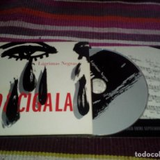 CDs de Música: BEBO & CIGALA LAGRIMAS NEGRAS DIGIPACK ORIGINAL. Lote 115322699