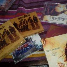 CDs de Música: OJOS DE BRUJO VENGUE + BARI ESTUCHES + LIBRETOS + 3 CDS. . Lote 115357635