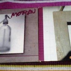 CDs de Música: MORAU MORAU + AMODIO DOMESTIKOAK 2 CDS ORIGINALES. Lote 115367875