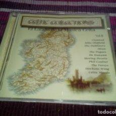 CDs de Música: CELTIC COLLECTIONS: EL LATIDO DE LA MÚSICA CELTA VOL.2 - AÑO 1997 - 18 TEMAS. DURACIÓN APROX. 75 MIN. Lote 115369727