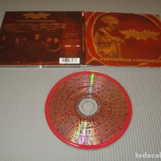 CDs de Música: ILL NIÑO ( REVOLUTION REVOLUCION ) - CD DIGIPACK - RR 8497-5 - ROADRUNNER RECORDS - NO MURDER .... Lote 115376943