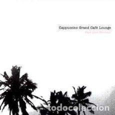 CDs de Música: PEPE LINK - CAPPUCCINO GRAND CAFÉ LOUNGE - PEPE LINK SELECTION (CD, COMP, MIXED) . Lote 115382699