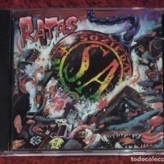 CDs de Música: SOZIEDAD ALKOHOLIKA (RATAS) CD 1995. Lote 115393239