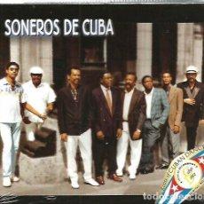 CDs de Música: CD CUBA MUSICA - SONEROS DE CUBA . Lote 115414963