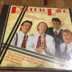 CDs de Música: ROBERTO RICO AND HIS FABULOUS BAND - S/T - CD. Lote 115419686