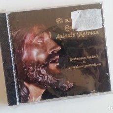 CDs de Música: (SEVILLA) CD PRECINTADO - ANTONIO MAIRENA - EL MUNDO DE LA SAETA EN ... GRABACIONES INEDITAS. Lote 115439883